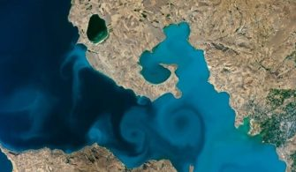 Son dakika: NASA'nın yarışmasını Van Gölü fotoğrafı kazandı! – Teknoloji Haberleri