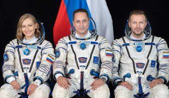 Rusya uzayda çekilecek ilk uzun metrajlı filmi için ekibi uzaya fırlattı – Teknoloji Haberleri